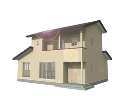 熊本市 F様邸 新築施工例