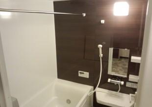 3階住宅内観:浴室