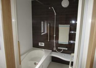 内観:浴室