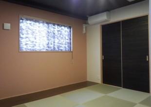 3階住宅内観:和室