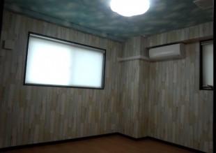 3階住宅内観:洋室